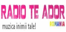 """<span lang =""""it"""">Radio Te Ador</span>"""