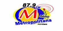 Radio Metropolitana Pote Mg