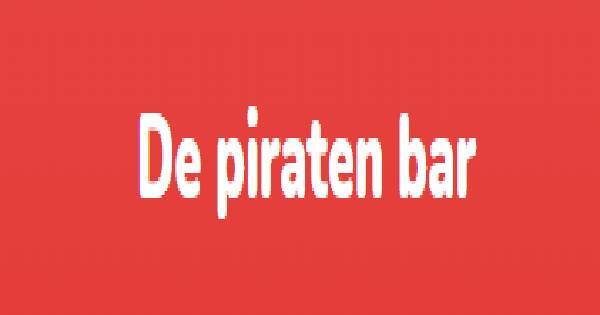 De Piraten Bar