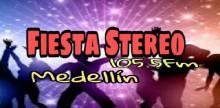 105.5 Fiesta Stereo Medellin