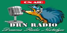 "<span lang =""fr"">DRN Radio – Dreams Radio Nostalgic</span>"