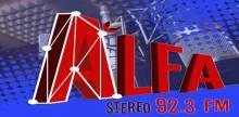 Alfa Stereo 92.3 FM
