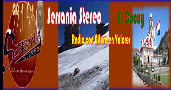 Serrania Stereo