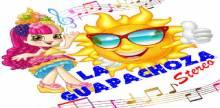 """<span lang =""""es"""">La Guapachoza Stereo</span>"""
