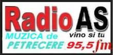 """<span lang =""""ro"""">Radio AS Petrecere</span>"""