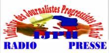 Radio IJPH Presse