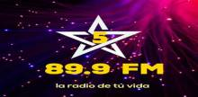 Radio 5 Estrellas