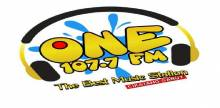 ONE 107.7 FM