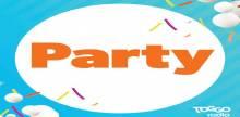 """<span lang =""""de"""">104.6 RTL TOGGO Radio Party</span>"""