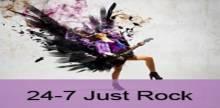24-7 Just Rock | Niche Radio
