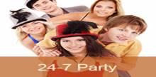 24-7 Party | Niche Radio