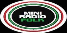 Mini Radio Folk