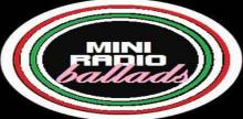 Mini Radio Ballades